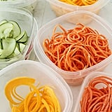 Dinner: Spiralized Noodles