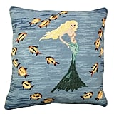 Needlepoint Pillow ($138)