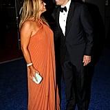 Jimmy Fallon and Nancy Juvonen in August 2010