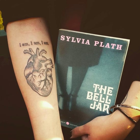 Sylvia Plath Tattoos