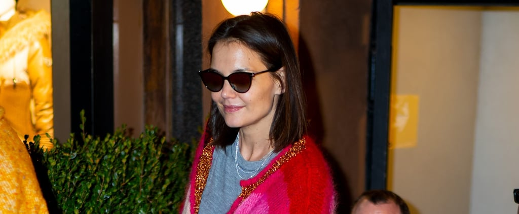 Katie Holmes and Jamie Foxx Out in NYC December 2018