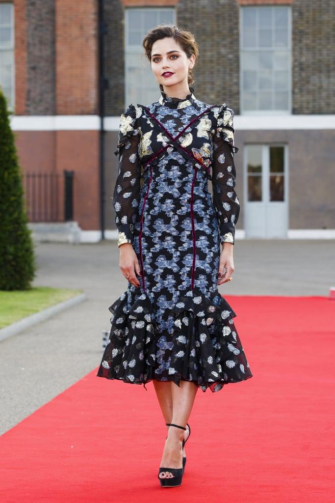 Jenna Coleman's Best Fashion Moments