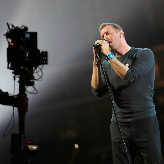 Brit Awards George Michael Tribute Video With Chris Martin