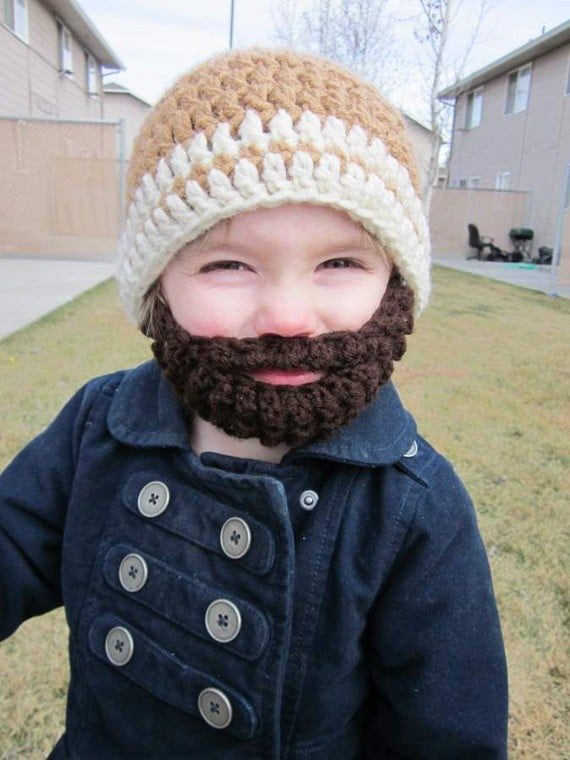 Burly Beard Co. Kids Hat