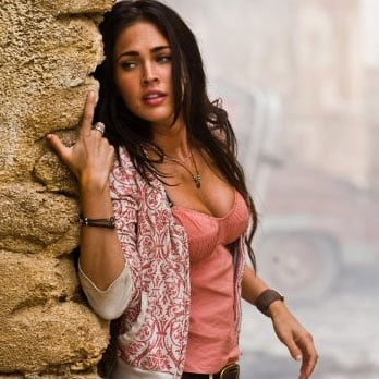 Megan Fox Not Sexy Enough For Transformers