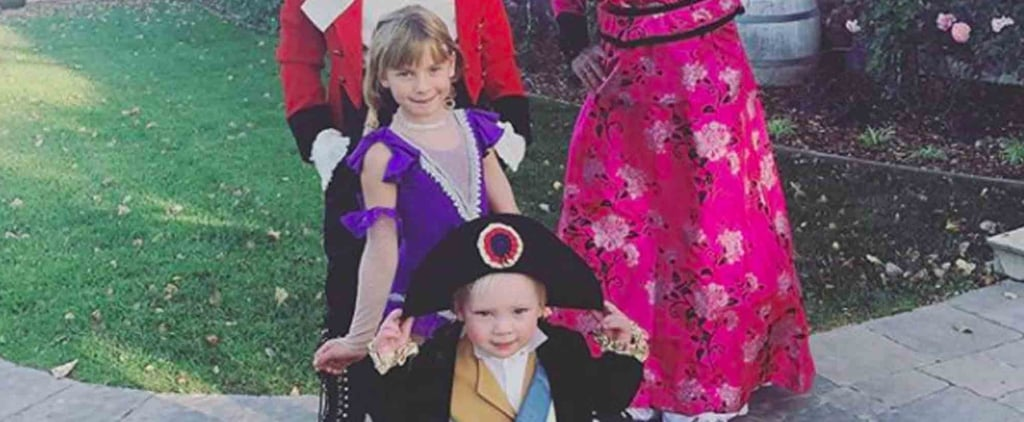 Celebrity Kids Halloween Costumes