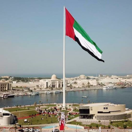 World's Largest Flag in Sharjah