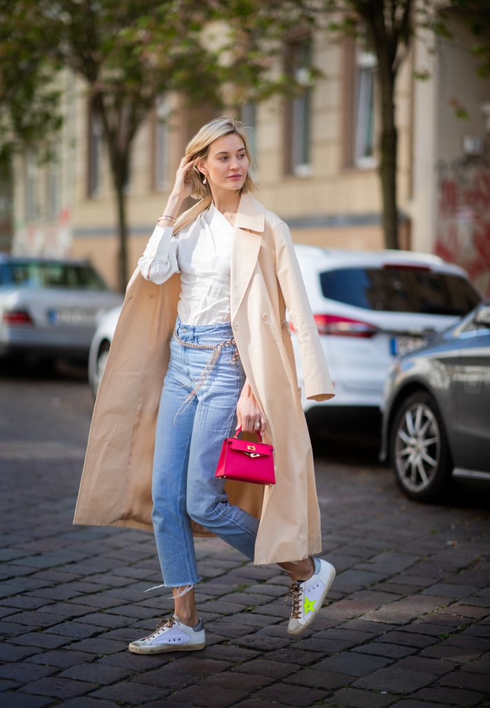 10 Easy Yet Stylish Ways to Wear Your Golden Goose Sneakers All Year 'Round