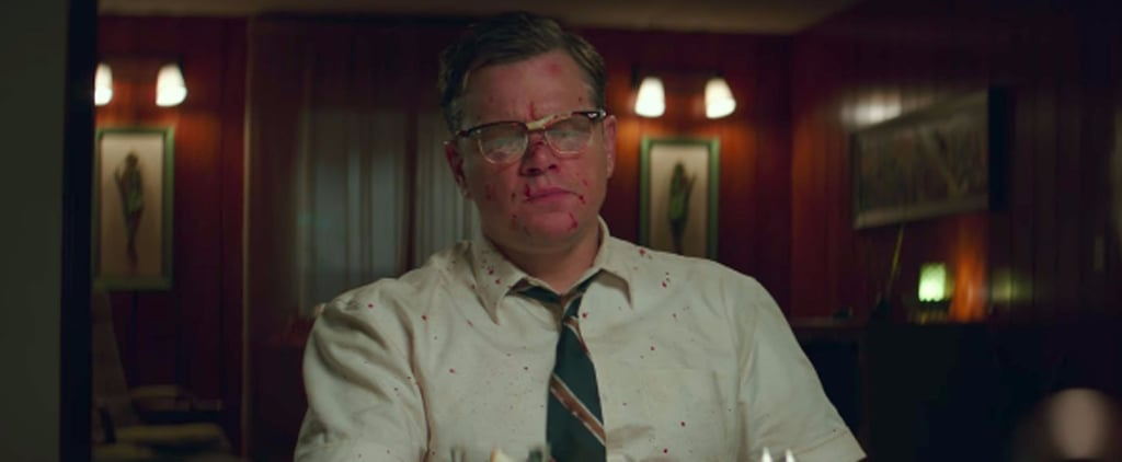 Matt Damon Goes Homicidal in the Unsettling Trailer For George Clooney's Suburbicon