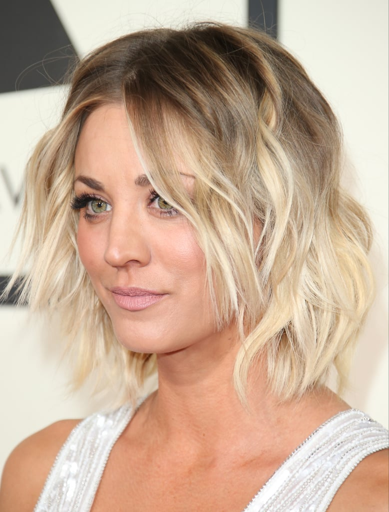 Blonde Bob and Lob Hairstyle Inspiration