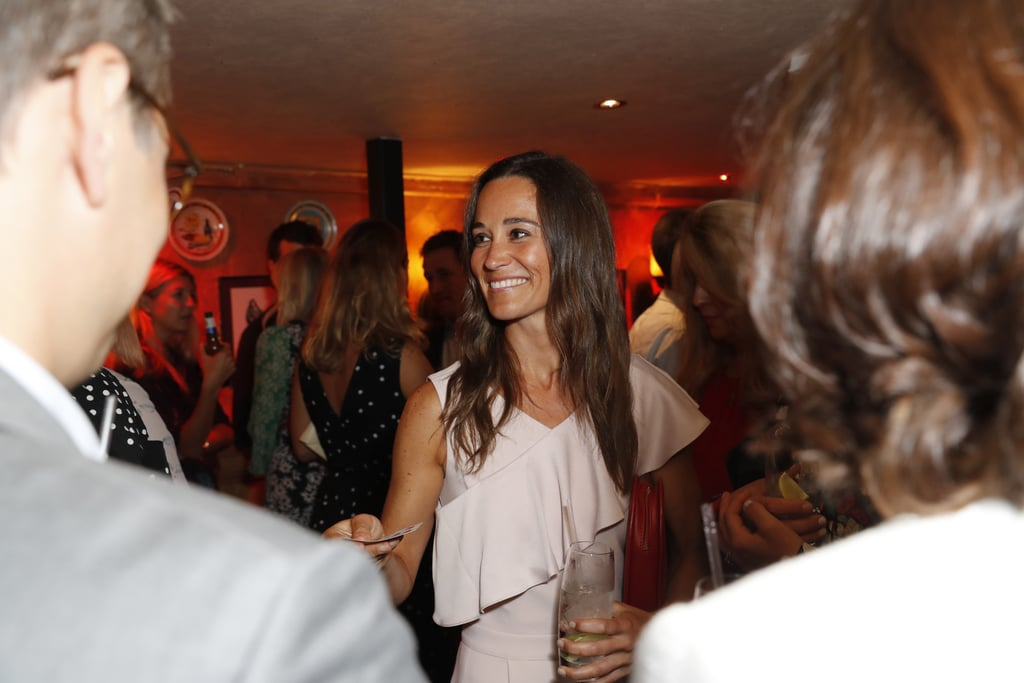 Pippa Middleton and James Matthews Charity Event June 2017