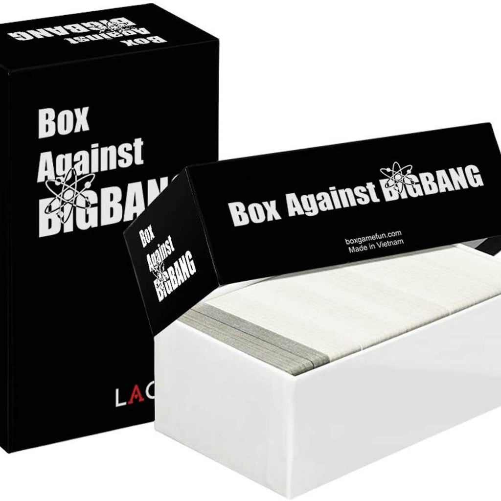 Big Bang Theory Cards Against Humanity