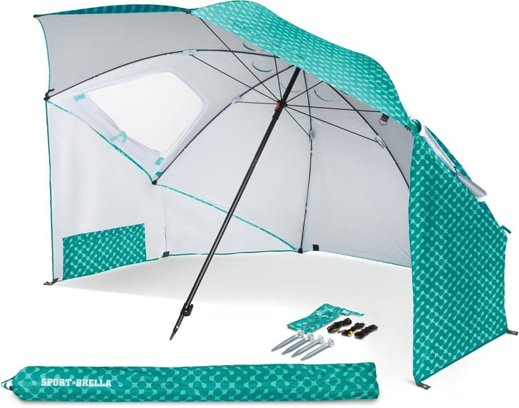 Sport Brella Sun Umbrella Best Family Beach Tents And
