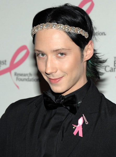 Figure Skater Johnny Weir