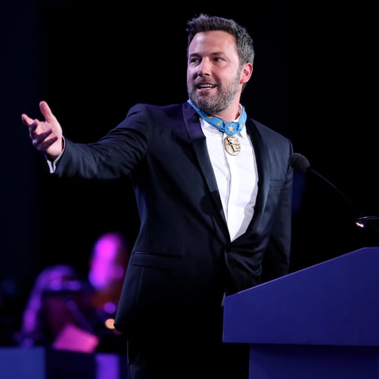Ben Affleck's Speech at the Starkey Hearing Foundation Gala
