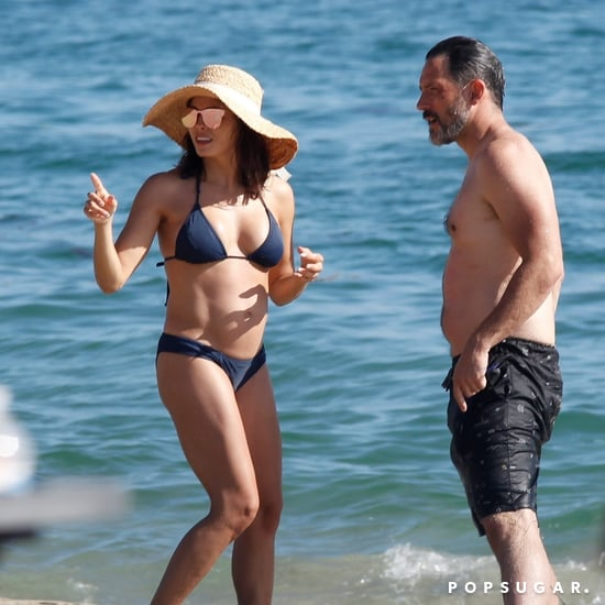 Jenna Dewan and Steve Kazee at the Beach Pictures