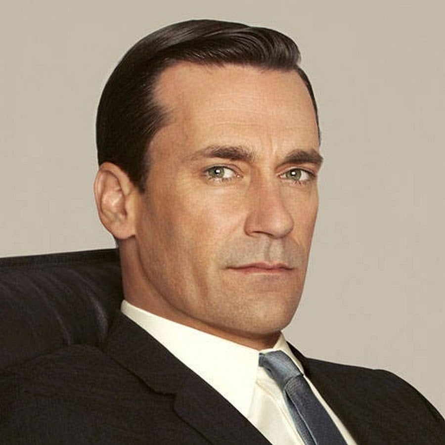 Don Draper Mad Men Best Hairstyles On Tv Popsugar Beauty