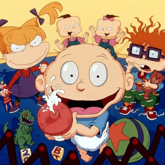 '90s Nickelodeon Pop! Animation Toys