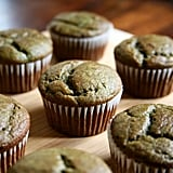 Banana and Spinach Smoothie Muffins