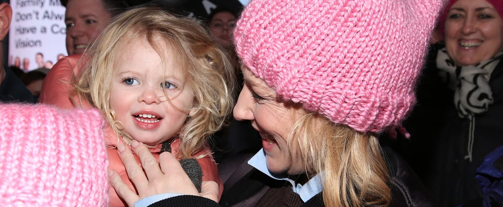 Cate Blanchett Has an Adorable Night Out With Her Daughter at a Rally in NYC