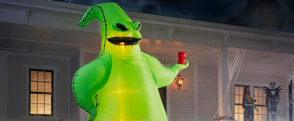 Home Depot Is Selling a Huge 10-Foot Inflatable Oogie Boogie