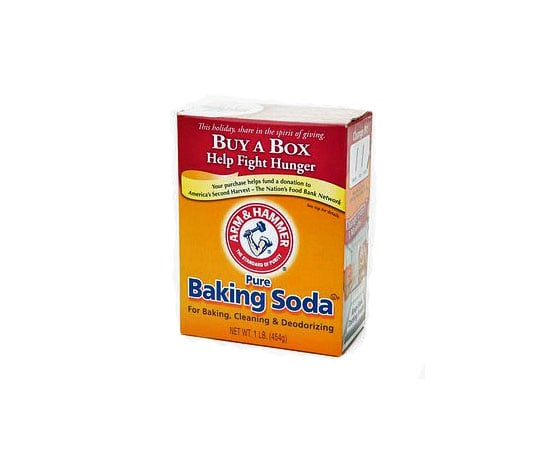I'm Substituting Baking Soda For . . .