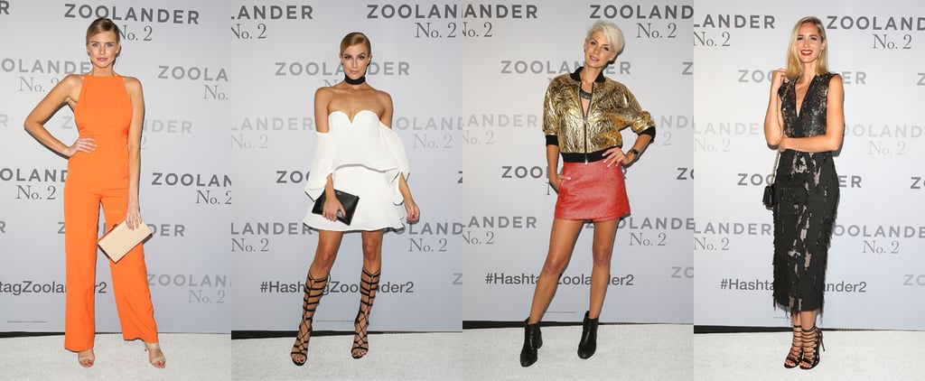 Zoolander 2 Premiere Red Carpet Outfits Sydney