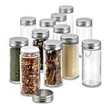 Spice Jars, Set of 12 ($20)