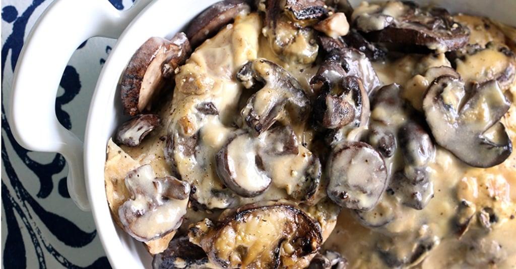 Chicken With Mushrooms Best Ina Garten Chicken Recipes Popsugar