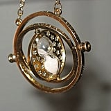 Spinning Time Turner Necklace ($10)