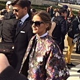 Paris Fashion Week Instagram Diary