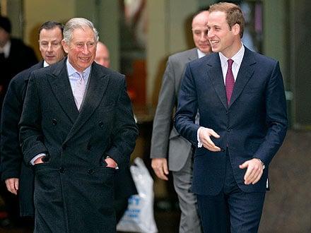 Prince William to Wear Striking Irish Guards Uniform at Wedding