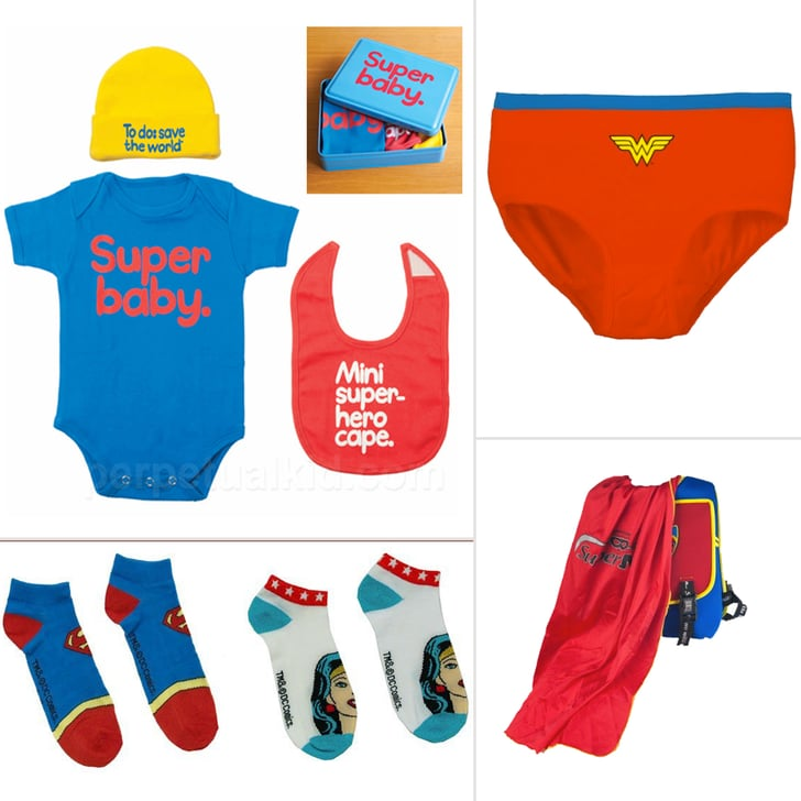 Superhero Gear For Kids That's Out of This World