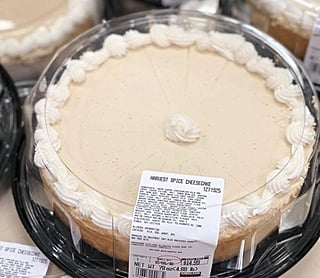 Costco Is Selling a Cheesecake That Weighs a Whopping 5 Pounds.
