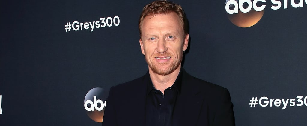 Congrats! Grey's Anatomy Star Kevin McKidd Is Married and Expecting a Baby