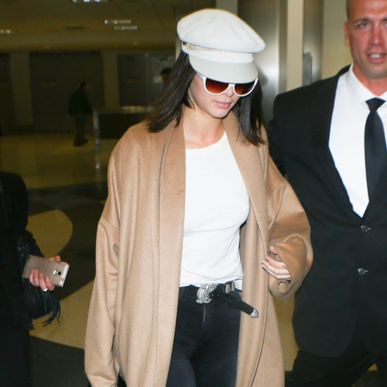 Kendall Jenner Airport Style March 2017