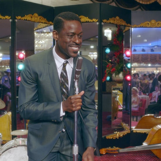 Is Sterling K. Brown Singing on The Marvelous Mrs. Maisel?