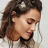 Fly Away Floating Hair Clips – Gold