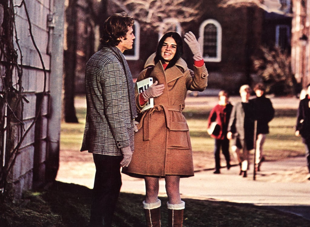 Ali Macgraw Classic Style Icons For Fall Popsugar Fashion Photo 1