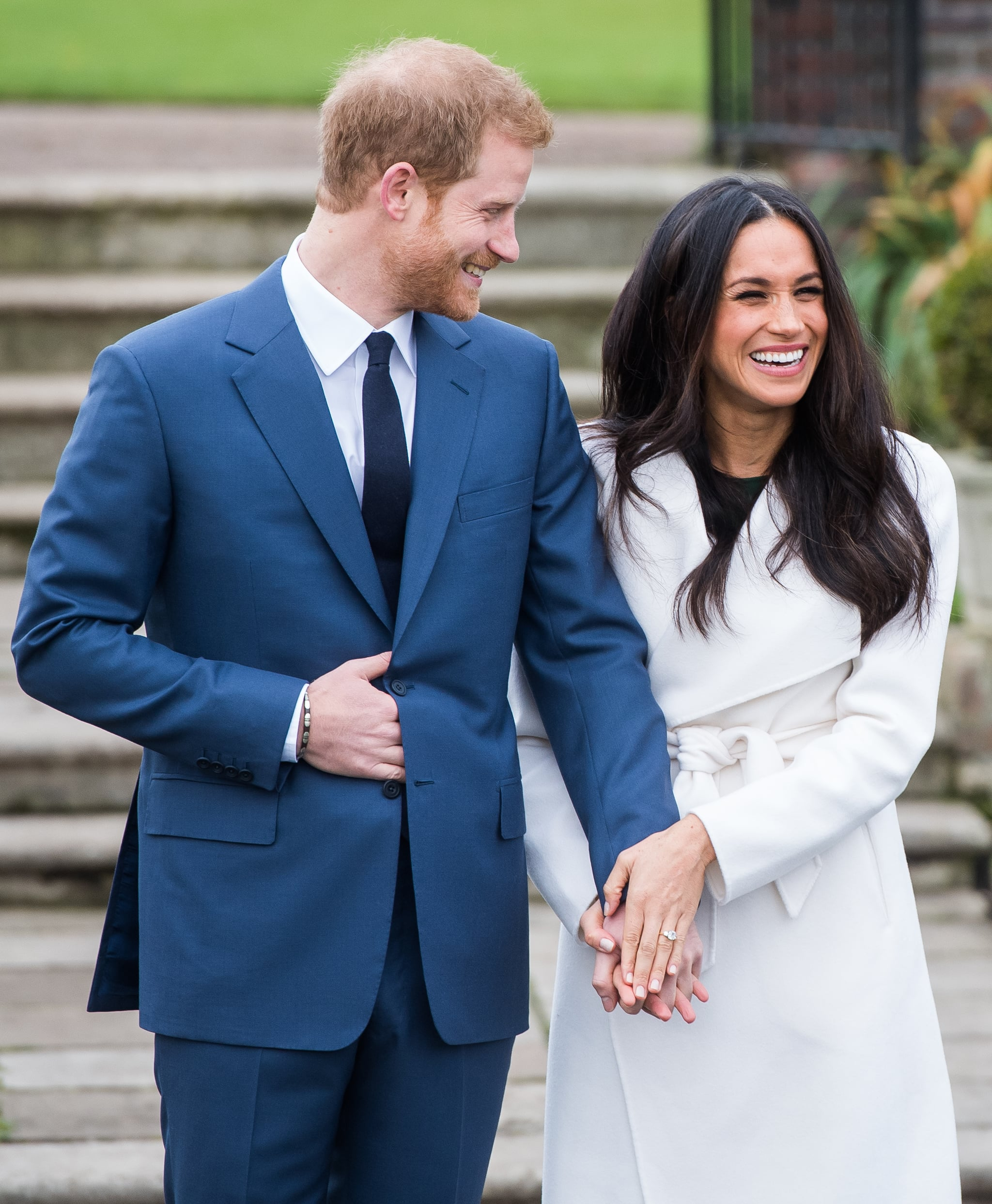 photo Prince Harrys Proposal to Meghan Markle Was Incredibly Romantic