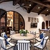 Lady Gaga's Airbnb Rental Home in Houston