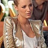 Blake Lively as Serena van der Woodsen