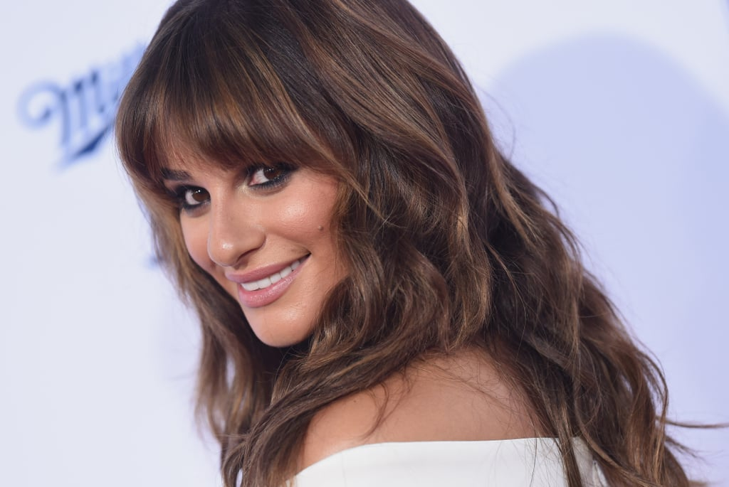 "It's no secret that Lea Michele is a force to be reckoned with. From her countless bikini snaps to her slew of ultraglam red carpet appearances, the actress oozes confidence in just about anything she does. While Lea is best known for her roles in Glee and Scream Queens, the star has also shown an amazing amount of strength following the tragic death of ex-boyfriend Cory Monteith in 2013. If there's one thing we've learned from her, it's that ""no matter how you feel"" we should always ""get up, dress up, show up, and never give up."" Keep reading for a look at Lea's most empowering quotes, then get a closer look at her ink."