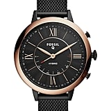 Fossil Jacqueline Mesh Strap Hybrid Smart Watch