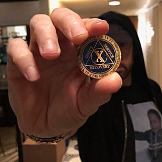 Eminem Celebrates 10 Years of Sobriety April 2018
