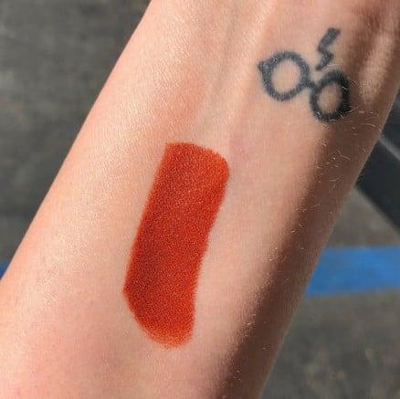 Storybook Cosmetics Game of Thrones Dragon Lipsticks Swatch