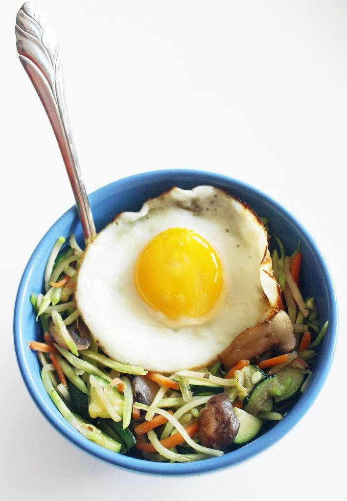 Broccoli Slaw Breakfast