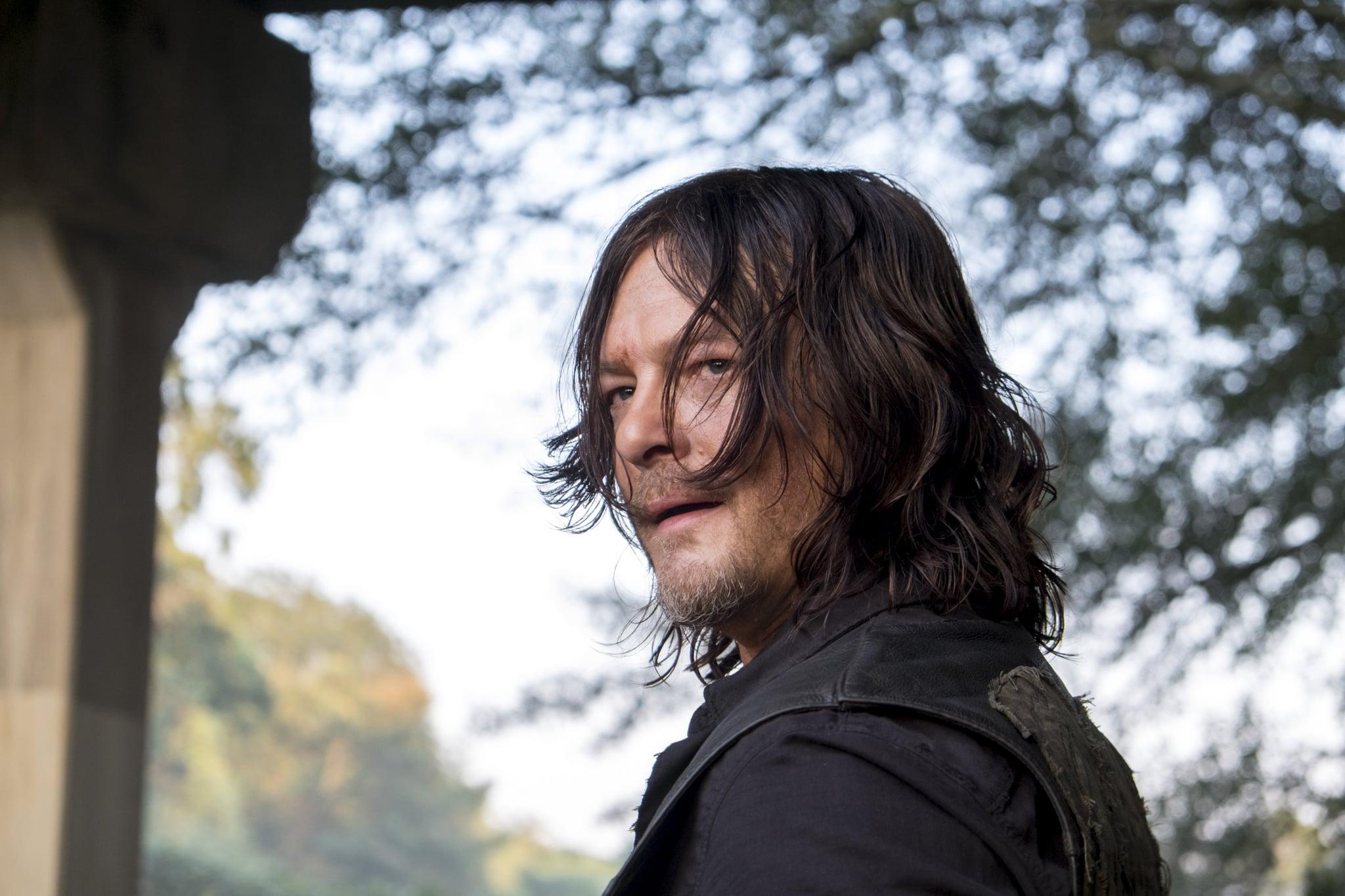 Norman Reedus as Daryl Dixon; single - The Walking Dead _ Season 8, Episode 11 - Photo Credit: Gene Page/AMC