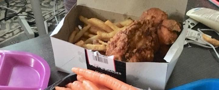 Bunmi Laditan's Funny Organic Chicken Dinner Post