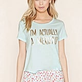 Mermaid PJ Set ($15)